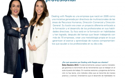 Dealing with People en el Anuario Corporate Learning de la revista Equipos y Talento