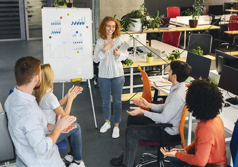 taller sobre organización del trabajo